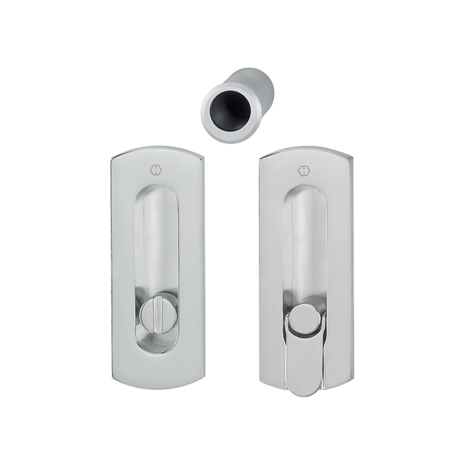 Drop handle for sliding door set M463 (set 7) F49-R