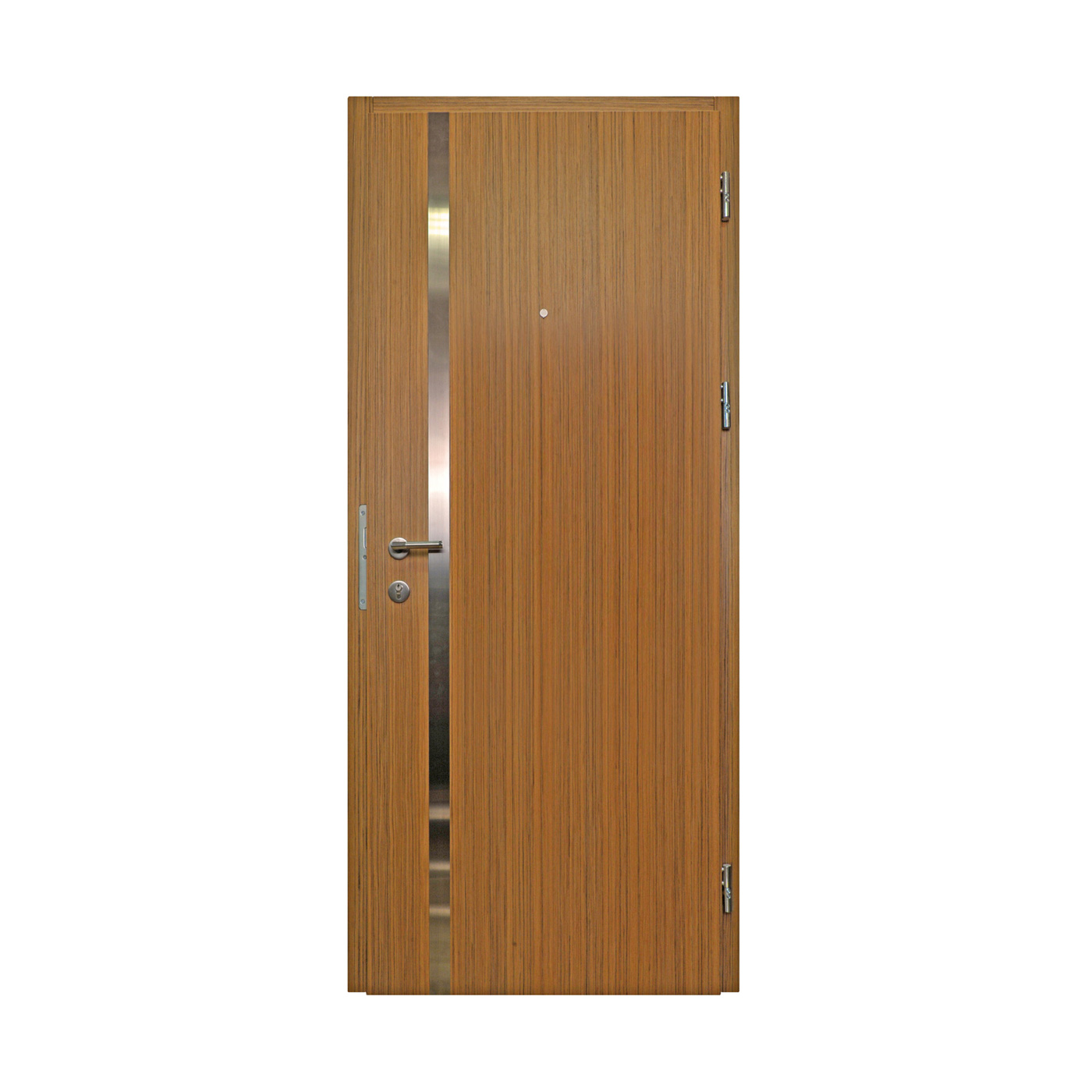 Flat front entrance doors m sora for Doors for front door