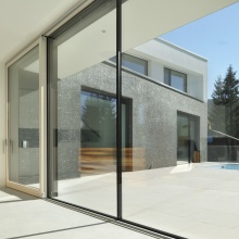 PANORAMIC lift-slide windows
